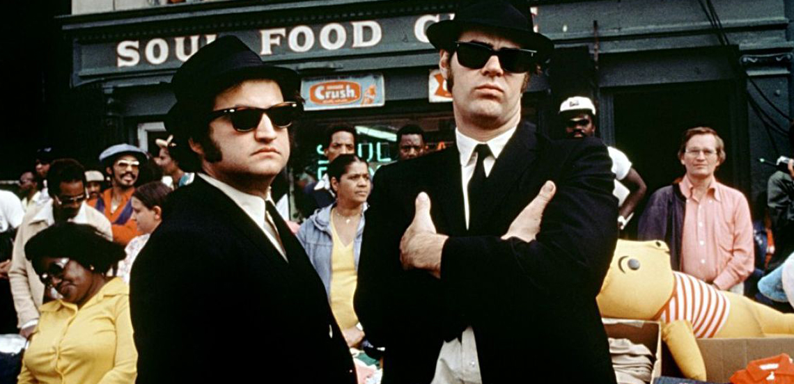Jazz Festival Movie: The Blues Brothers